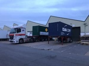 bolliger-international-movers-london-lorries